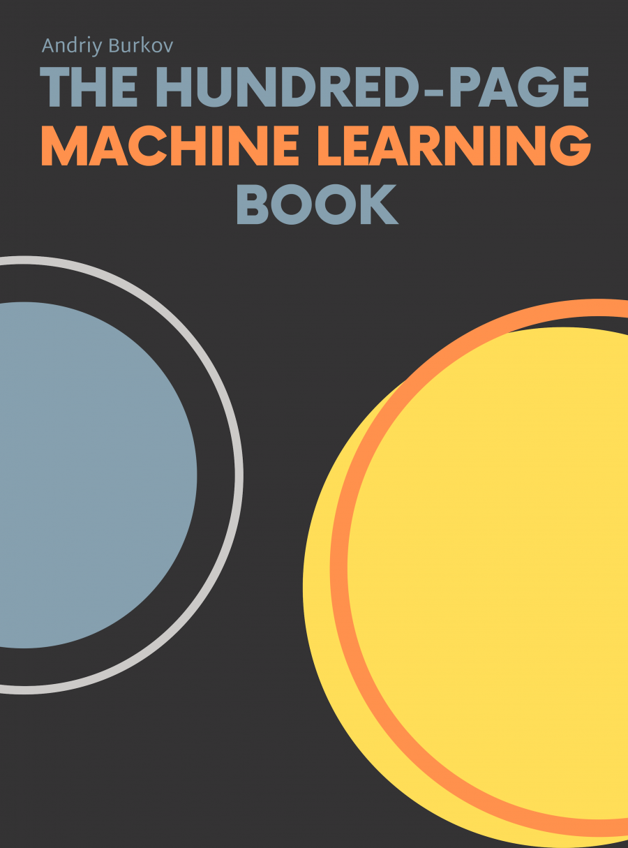 Start The Hundred Page Machine Learning Book